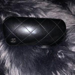 ❌SOLD Chanel empty sunglasses case